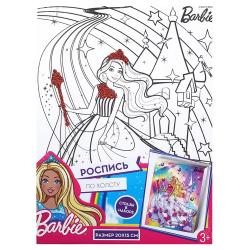 Картина на холсте 15*20 MULTI ART Barbie холст на подрамнике 26730-BD/270347