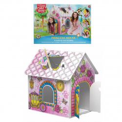 Игровой набор для раскрашивания 93*62*84см Artberry Erich Krause Princess house 39232