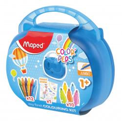 Набор для рисования 23 предмета Colorpeps Maped 897416