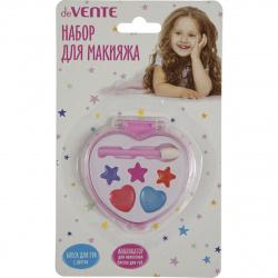 Набор для макияжа deVENTE (блеск помада кисточка) 8080904