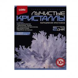 Набор для выращивания кристаллов Lori Лучистый Белый от 10 лет Лк-006