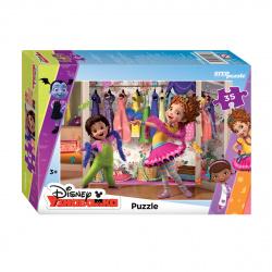 Пазлы 35 элементов 230*330 Step Puzzle Disney Junior Изысканная Нэнси Клэнси 91198