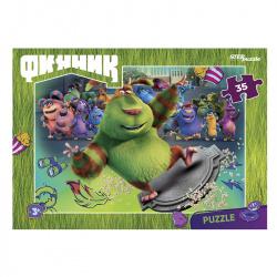 Пазлы 35 элементов 230*330 Step Puzzle Disney Пупс 91405