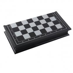 Игра настольная Шахматы магнитные 19*19см КОКОС поле пластиковое 203565/1 (20)