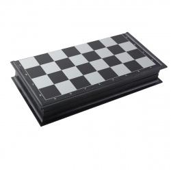 Игра настольная Шахматы магнитные 24*24см КОКОС поле пластиковое 203565/2 (20)