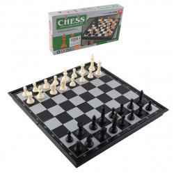 Игра настольная Шахматы магнитные 31*31см КОКОС поле пластиковое 203565/3 (20)