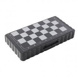Игра настольная Шахматы магнитные 13,5*13,5см поле пластиковое фигуры пластиковые AN02573