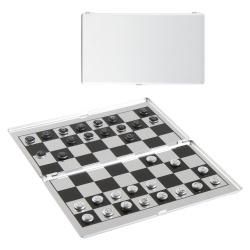 Игра настольная Шахматы магнитные 15*15см J.Otten поле металлическое фигуры металлические 1998