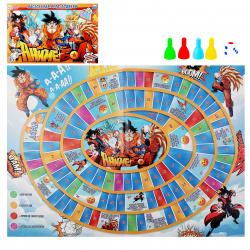 Игра настольная Ходилка Умные игры Лео и Тиг Зов джунглей 259143