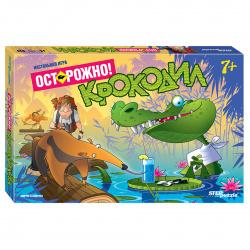 Игра настольная Step Puzzle Осторожно: крокодил! 76574