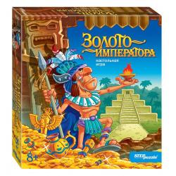 Игра настольная Step Puzzle Золото императора 8+ 76569