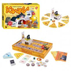 Игра настольная Step Puzzle Калачи 4+ 76537