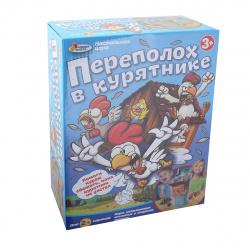 Игра настольная Играем вместе Переполох в курятнике 268093/B1668551-R