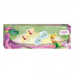 Игра развивающая МЕМО 48 карточек Step Puzzle Disney Феи 80203