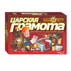 Игра настольная Step Puzzle Викторина Твой кругозор Царская грамота 76408