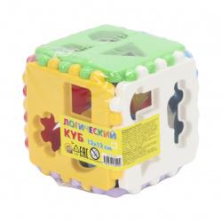 Игра Рыжий кот Логический куб И-3929