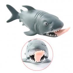 Игрушка-антистресс КОКОС Акула 11см 184663