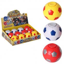 Игрушка-антистресс КОКОС Футбол 184631 ассорти 3 вида