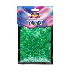 Наполнение для слайма Слюда Slimer SSS30-28 зеленый