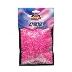 Наполнение для слайма Слюда Slimer SSS30-30 ярко-розовый