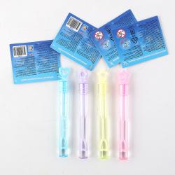 Мыльные пузыри с игрушкой Мы-шарики 5мл, нелопающиеся, ассорти 4 вида 1toy Т17216