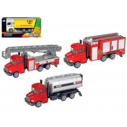 Машина FIRE TRUCK пожарная 1:60 49450/50635 ассорти