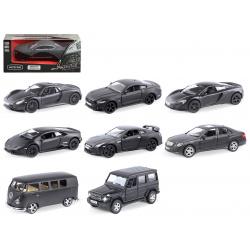 Машина Коллекция BLACK EDITION №2 1:32 49954/50634 ассорти
