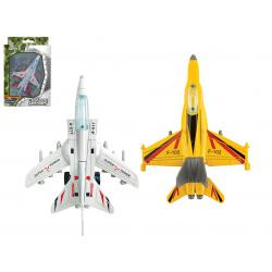 Самолет SUPER AIR FIGHTER военный 34144/50638 ассорти