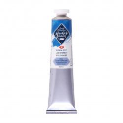 Краска темперная 46мл Мастер Класс Невская палитра 1604532 кобальт лазурно-голубой
