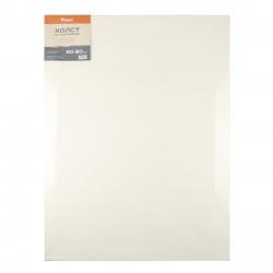 Холст на подрамнике, прямоугольная, 60*80см, 100% хлопок, 380г/кв.м., мелкое зерно Pinax 20.6080