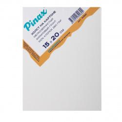 Холст на картоне 15*20 100% хлопок Pinax 10.1520