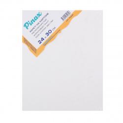 Холст на картоне 24*30 100% хлопок 280гр мелкое зерно Pinax 10.2430