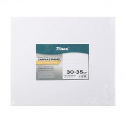 Холст на картоне 30*35 100% хлопок 280гр мелкое зерно Pinax 10.3035