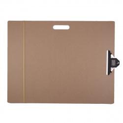 Доска-планшет 48*63см МДФ резинка и клипса Pinax DP-А2