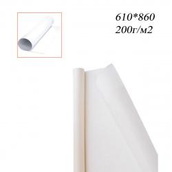 Бумага рисовальная 610*860 300л 200г/м2 Гознак