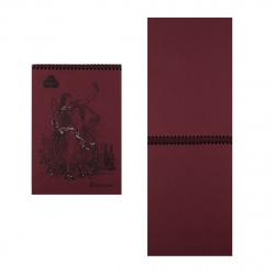 Блокнот для пастели А4 (210*297) 30л 160г/м2 дв спир Лилия Холдинг Premium Beaujolais БРr4-6310 божоле