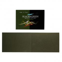 А4, 10л, мелованный картон, картон 760 г/кв.м., склейка, цвет ассорти 2 цвета Kroyter 07668