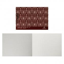 Альбом для пастели А4 (210*297) 20л 280г/м2+20л кальки на сутаже Лилия Холдинг Палаццо Модерн АПС4 слоновая кость