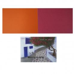 А3, 10л, мелованный картон, картон 760 г/кв.м., склейка, цвет ассорти Kroyter 07675