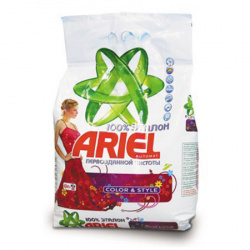 Порошок Ариель автомат 3 кг Color 81684599