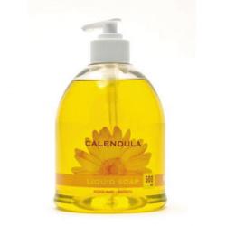 Жидкое мыло Русалочка 500мл Календула с курком 430211
