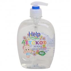 Жидкое мыло HELP 500мл Детское с курком 5-0373