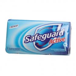 Мыло туалетное SAFEGUARD 90г ассорти