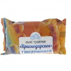 Мыло туалетное Краснодарское Глицерин 100гр