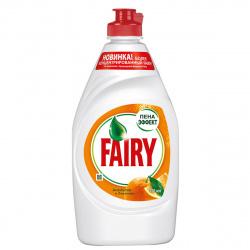 Средство для мытья посуды Фейри 450гр Апельсин и лимонник 81696122