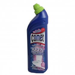 Средство для сантехники Comet 700мл Свежесть Лепестков 2770344