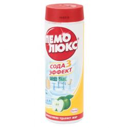 Чистящее средство Пемолюкс 480гр  Яблоко