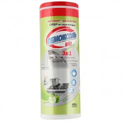 Чистящее средство Пемоксоль Blitz Сода-эффект- удаление пятен, Яблоко  400гр 2200008