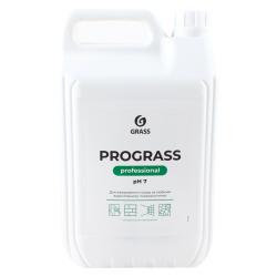 Моющее универсальное низкопенное средство Prograss 5литров, для всех поверхностей GRASS