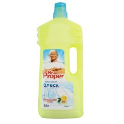 Моющее средство Лимон 1,5л Mr.Proper 81752097